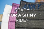 ANKY® Saddle Pad Shiny